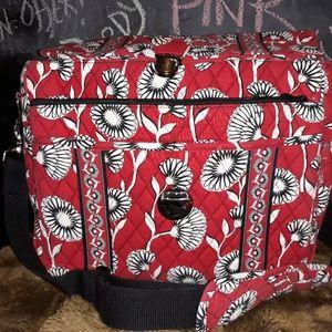 Vera Bradley Laptop/ Messenger bag